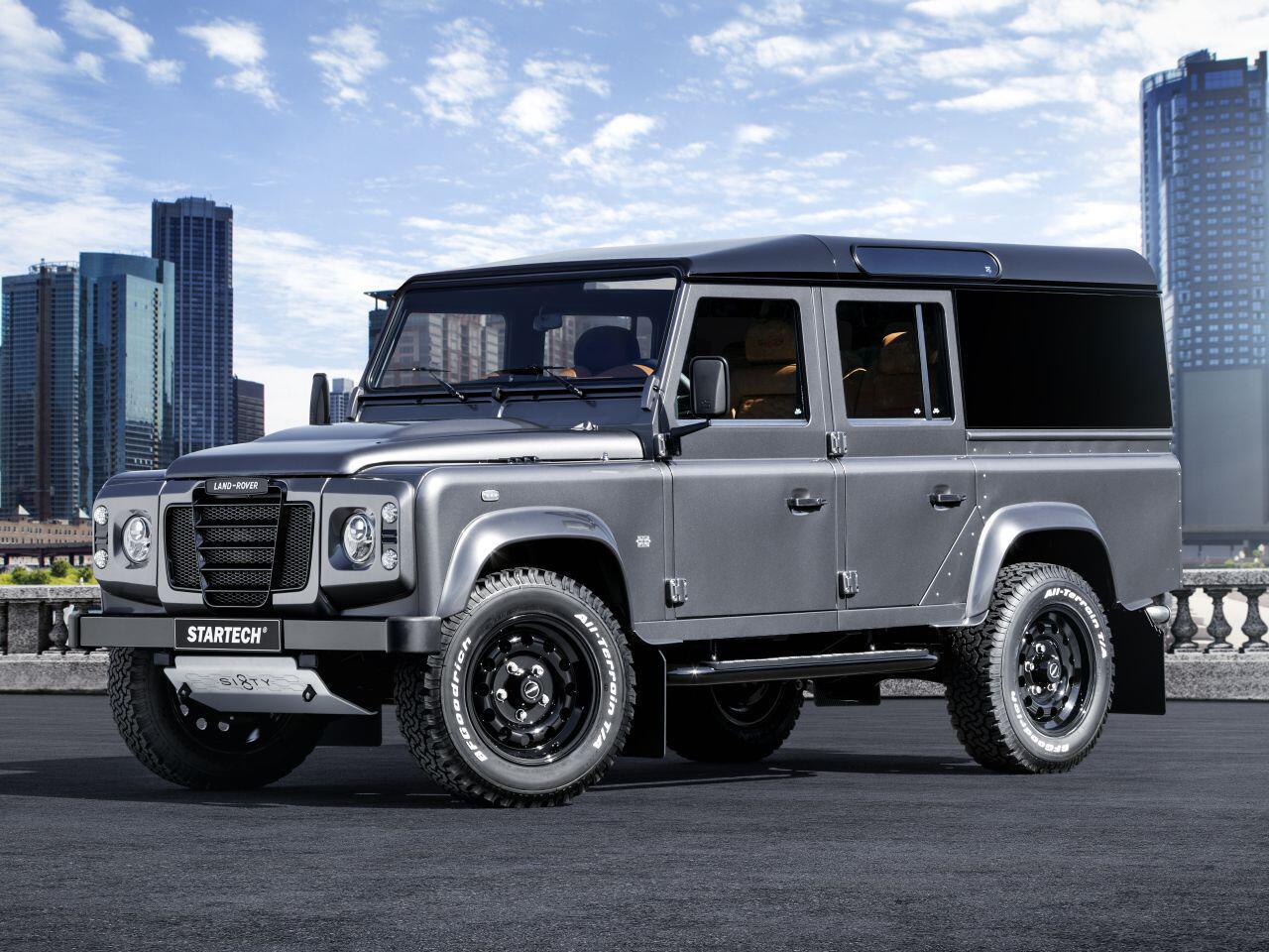 Bild zu Land Rover Defender von Startech