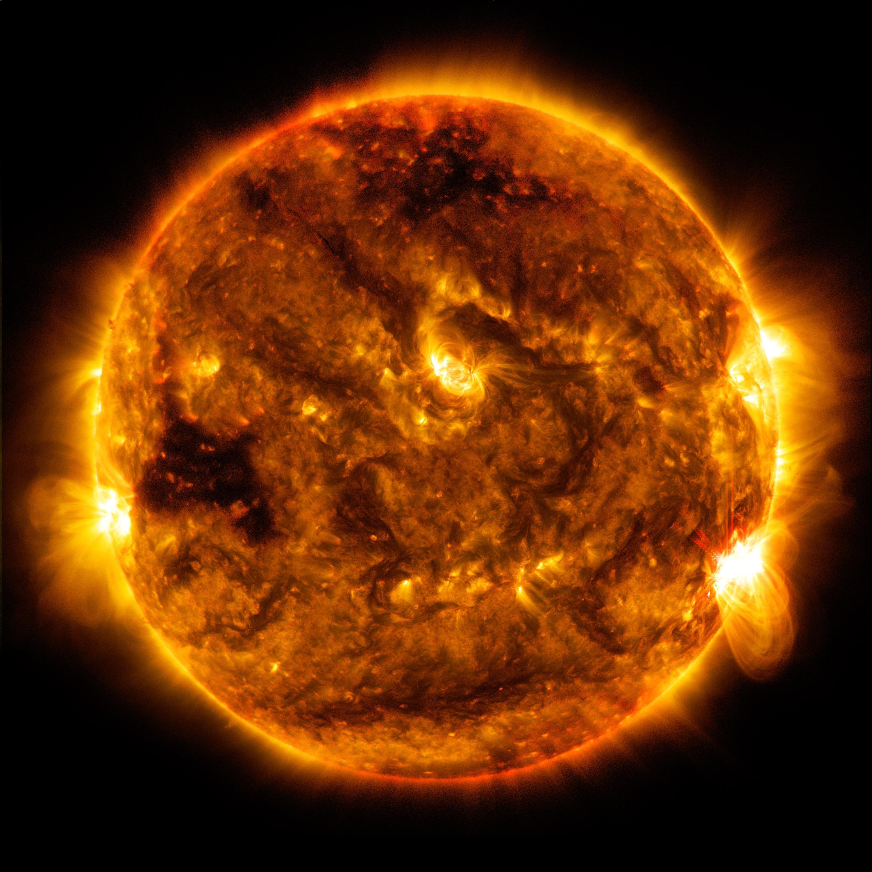 Bild zu Sonne