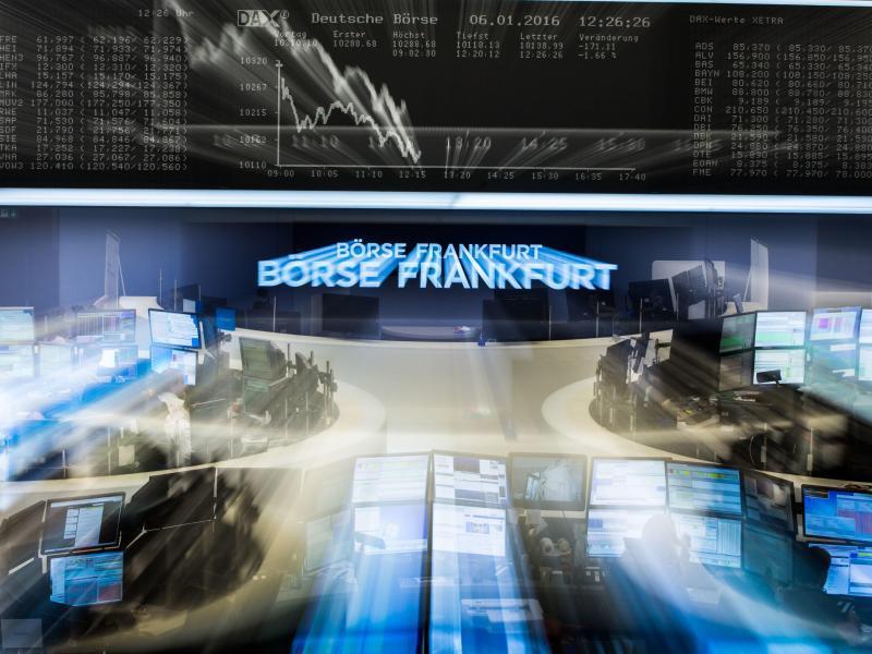 Bild zu Frankfurter Börse