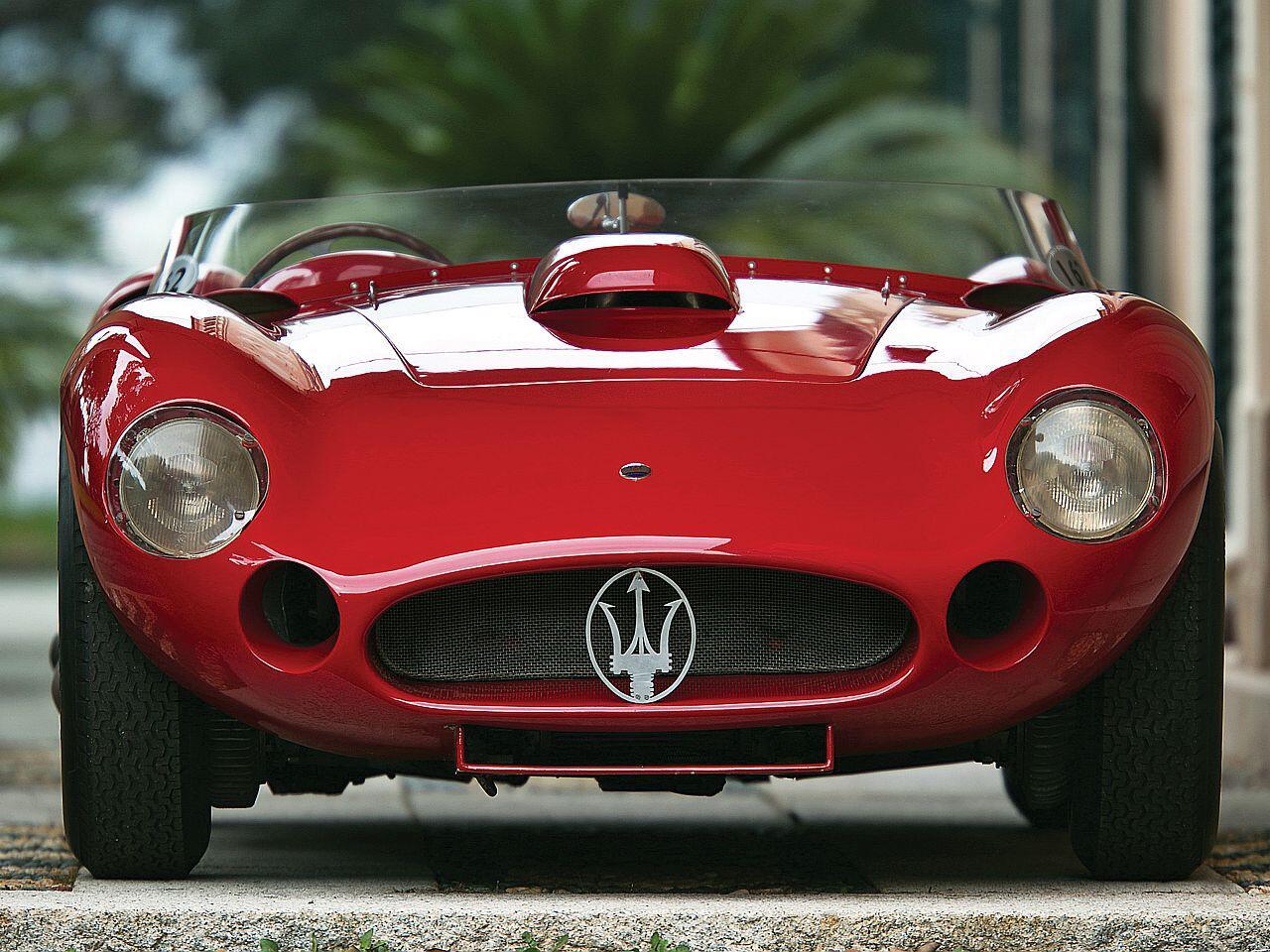 Bild zu Maserati 450S Prototype