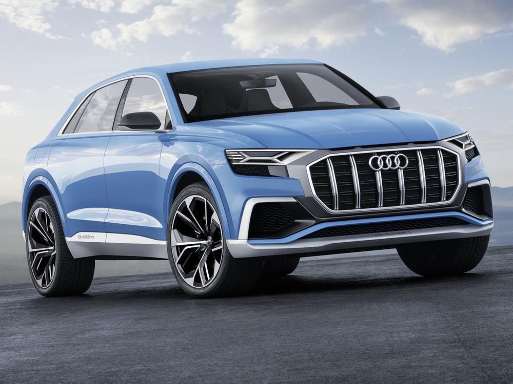 Bild zu Audi Q8 Concept