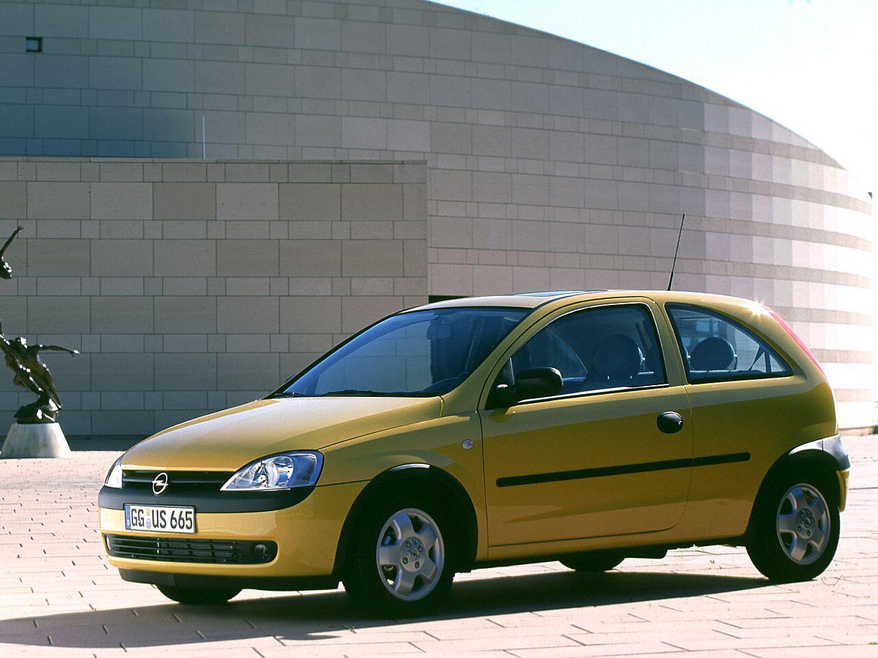 Bild zu Opel Corsa C