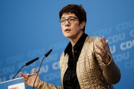 Landtagswahl Hessen - Reaktionen CDU Berlin