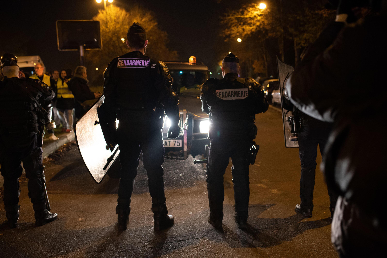 Frau stirbt bei Protest gegen hohe Spritpreise in Frankreich