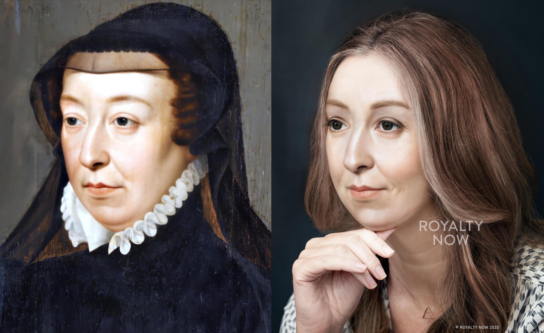 Bild zu Katharina de Medici
