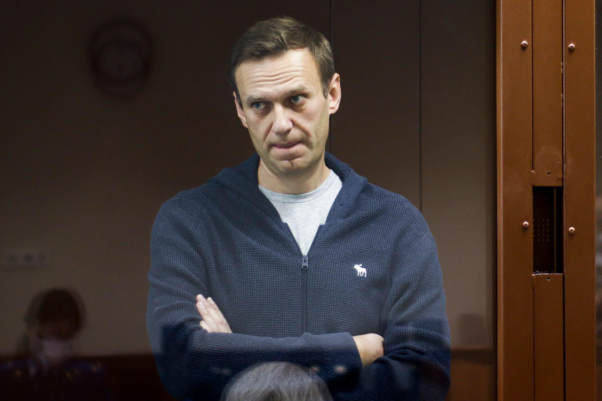 Bild zu Kremlkritiker Alexej Nawalny