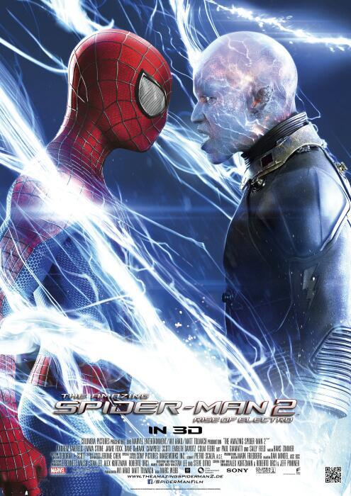 Bild zu The Amazing Spider Man 2