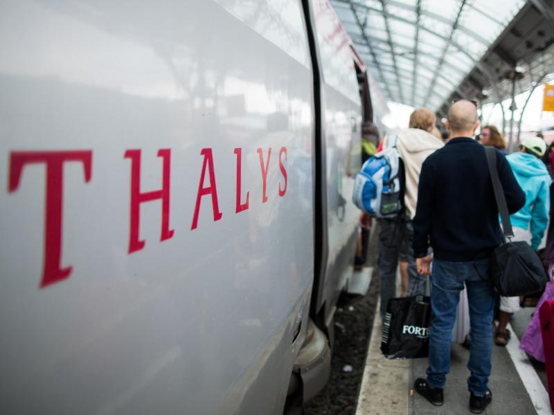 Bild zu Einstieg am Thalys