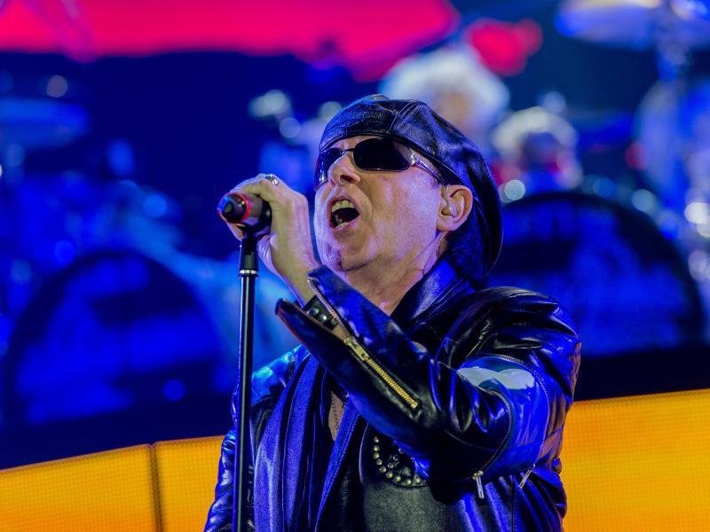 Bild zu Scorpions-Sänger Klaus Meine