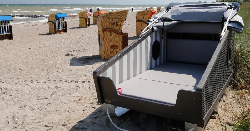 weltneuheit schlafstrandk rbe an der ostsee web de. Black Bedroom Furniture Sets. Home Design Ideas