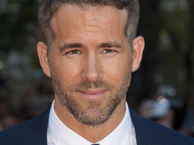 Bild zu Ryan Reynolds