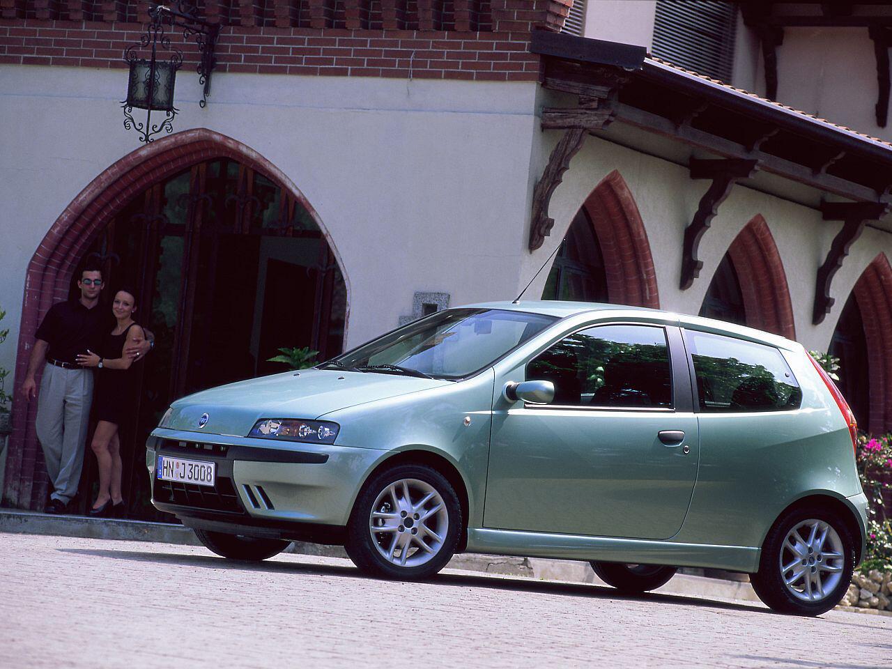 Bild zu Fiat Punto