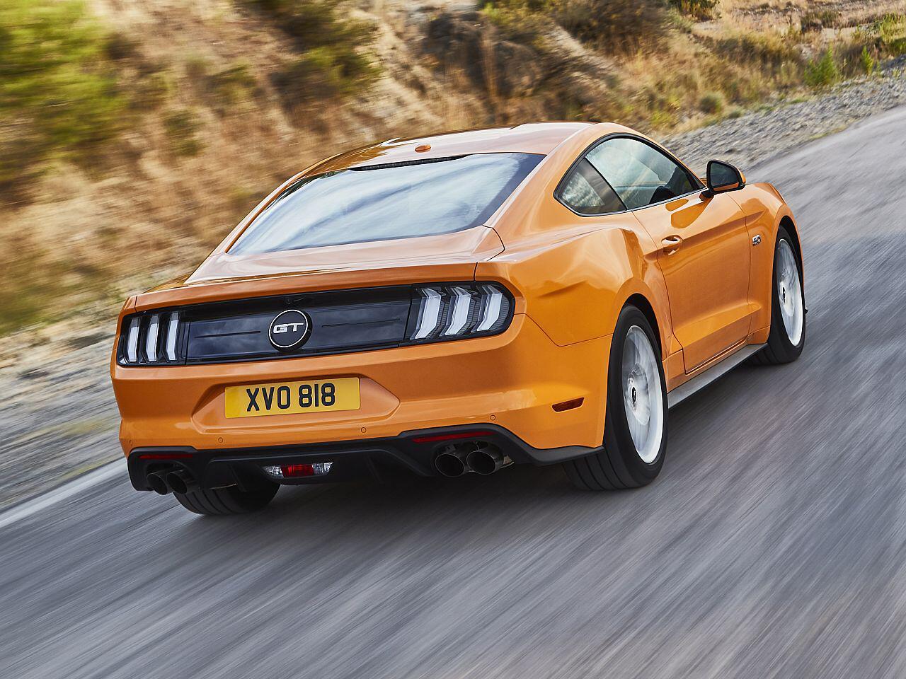 Bild zu Ford Mustang GT