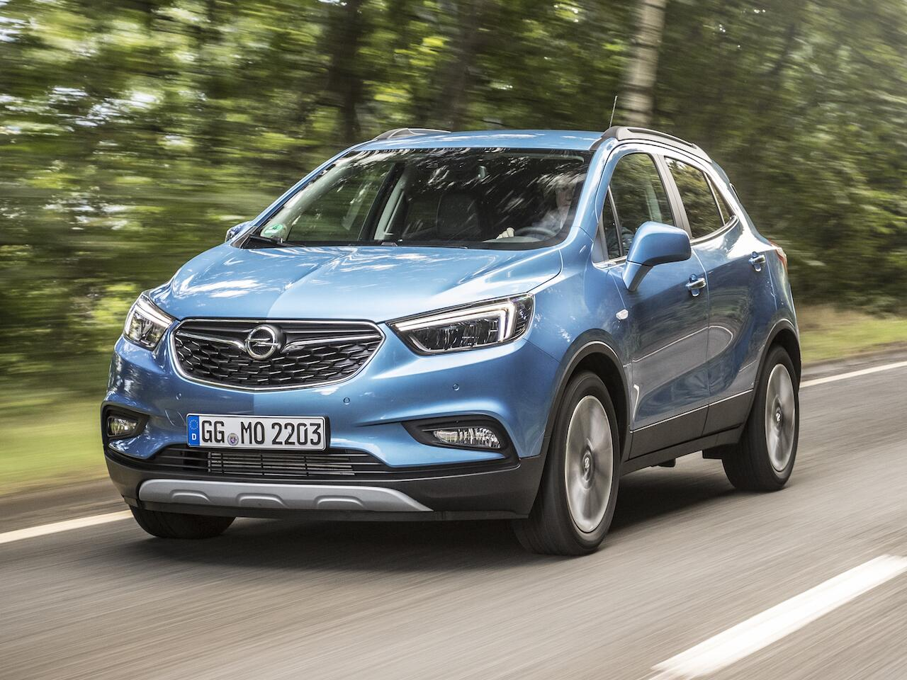 Bild zu Platz 6: Opel Mokka X