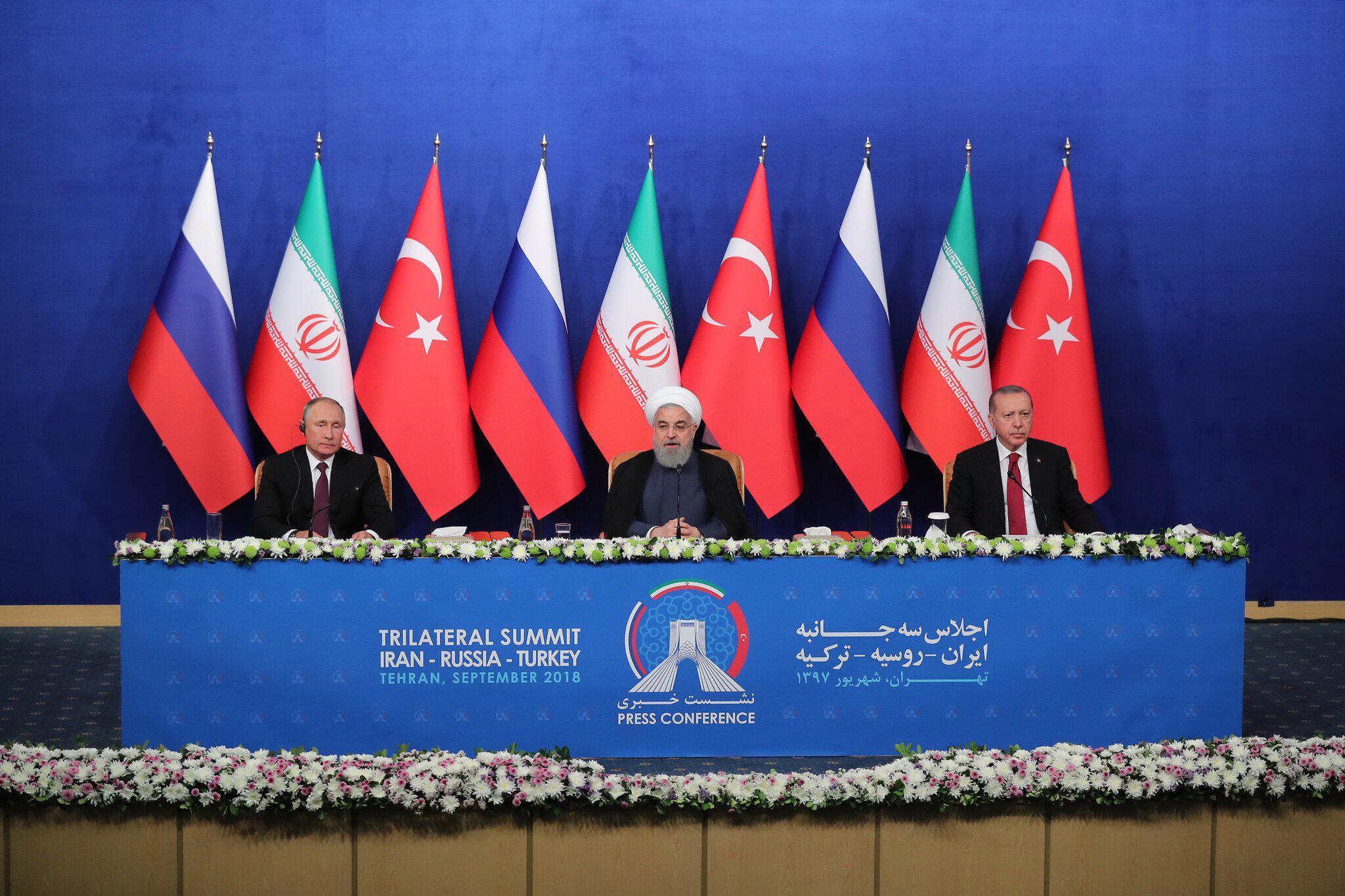 Bild zu Syrien-Gipfel in Teheran