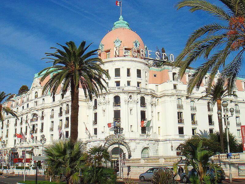 Bild zu Über den Dächern von Nizza: Hotel Negresco, Nizza