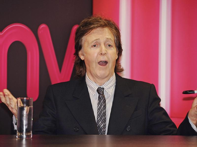 Bild zu Paul McCartney
