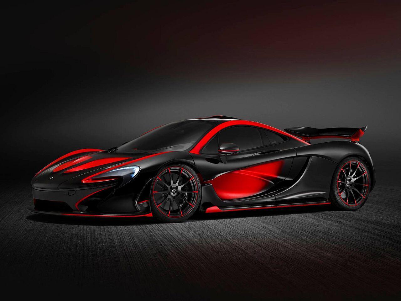 Bild zu McLaren P1 MSO