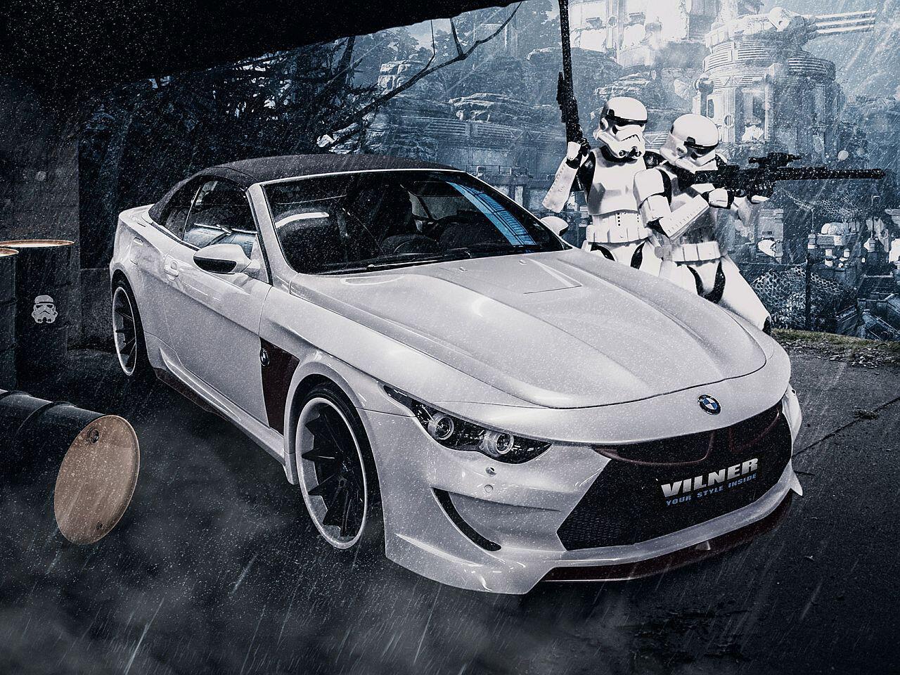 Bild zu BMW M6 von Vilner