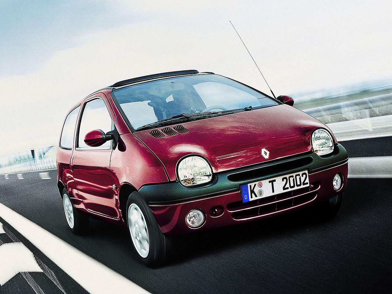 Bild zu Renault Twingo