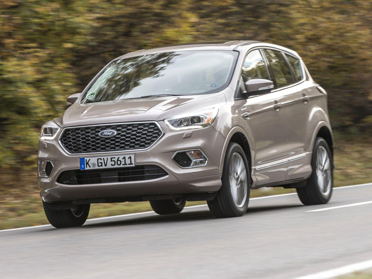 Bild zu SUVs: Ford Kuga