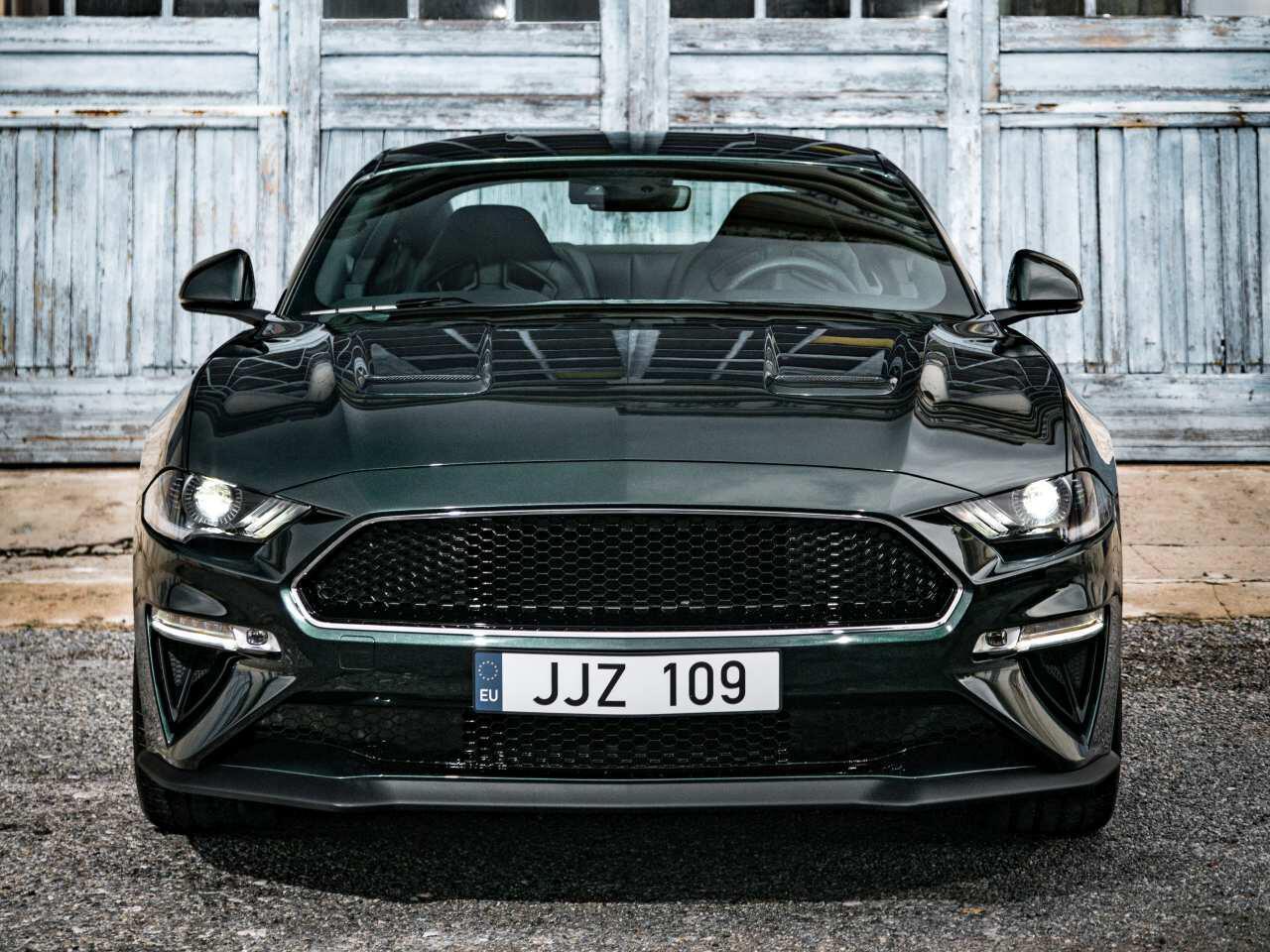 Bild zu Ford Mustang Bullitt (2019)