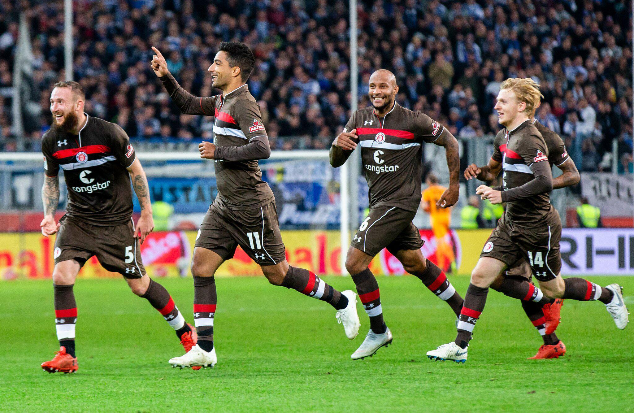 Bild zu MSV Duisburg - FC St. Pauli