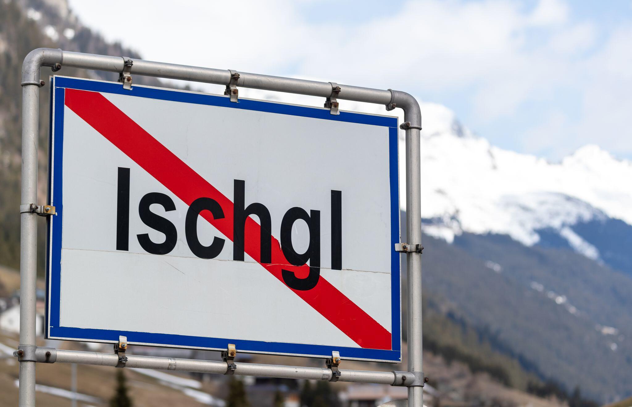 Bild zu Ischgl - Ortsschild