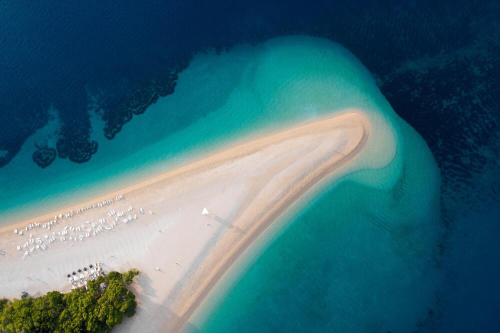 Kroatien, Urlaub, Reise, Dalmatien, Corona, Pandemie, sicher, Adria, Mittelmeer, Europa, Strand