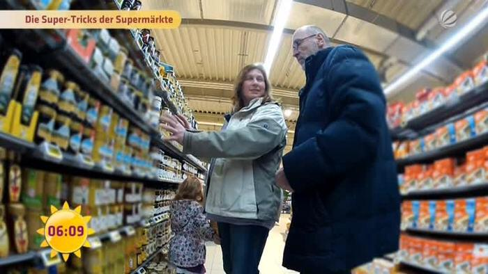 Bild zu Sat.1 Frühstücksfernsehen Die Tricks der Supermärkte