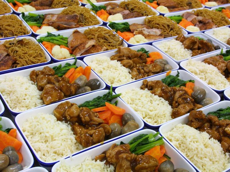 Bild zu Mahlzeiten für Singapur Airlines