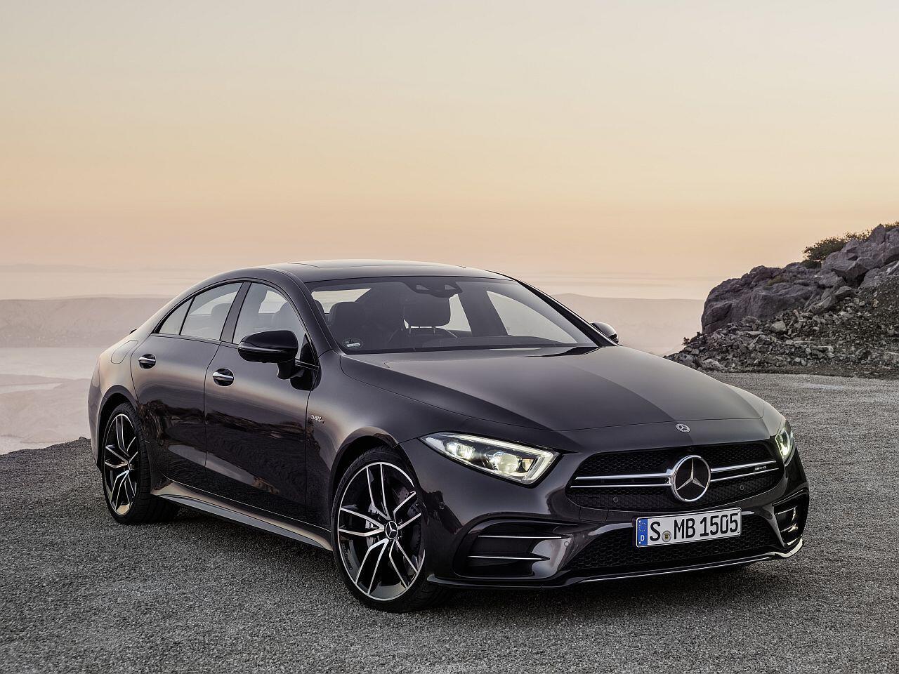 Bild zu Mercedes-AMG CLS 53 4MATIC+