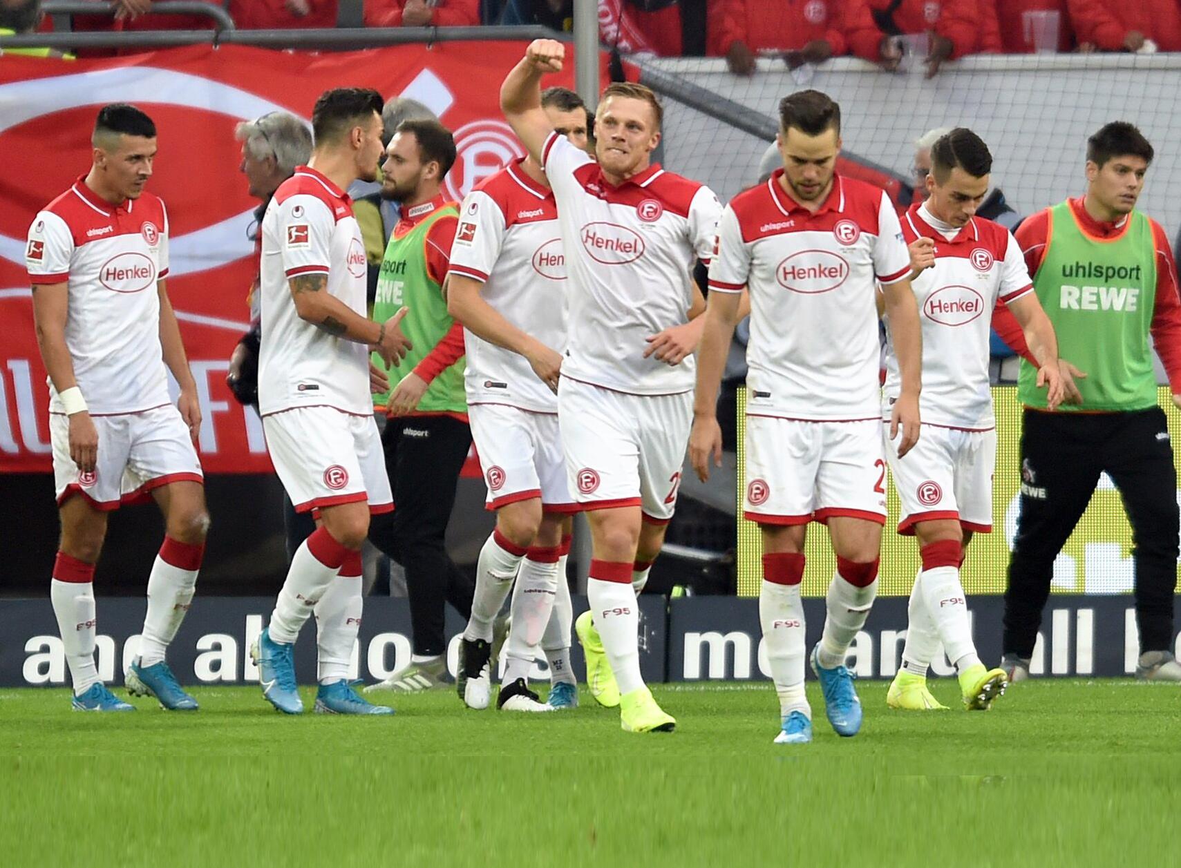 Bild zu Fortuna Düsseldorf - 1. FC Köln