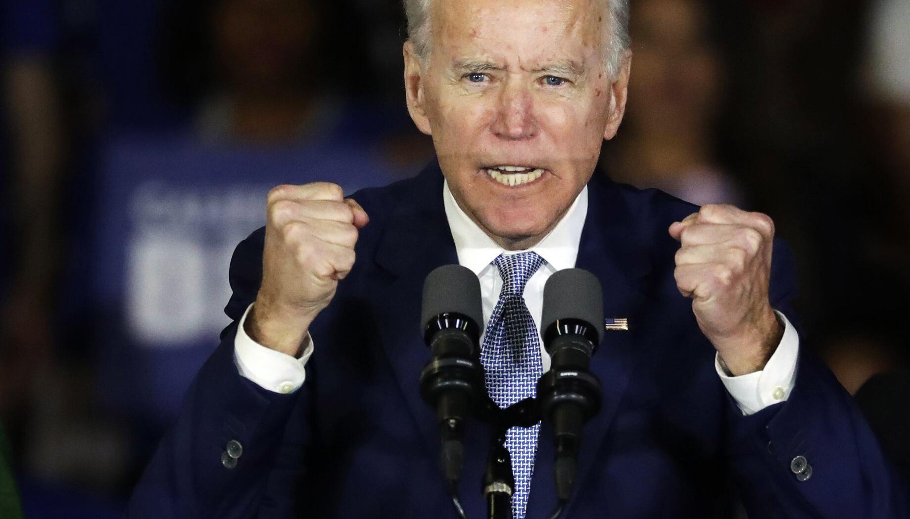 Bild zu Vorwahlen in den USA - Biden