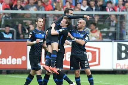 SC Freiburg - SC Paderborn 07