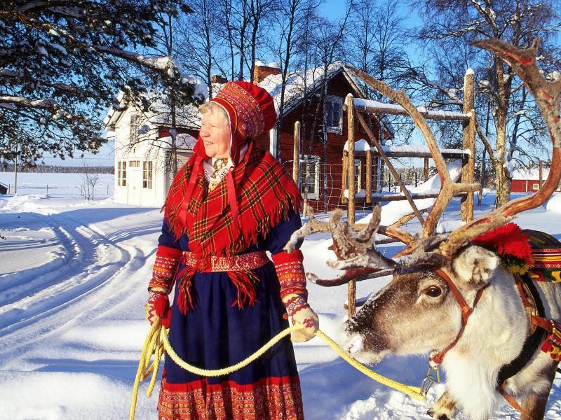 Bild zu Eine Samin