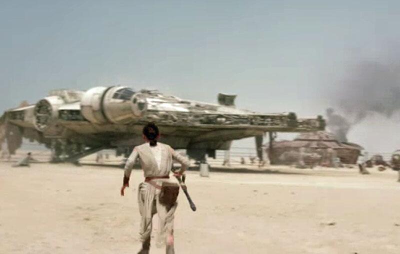 Bild zu Star WarsClipDVD