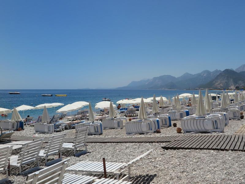 Bild zu Konyaalti-Strand in Antalya