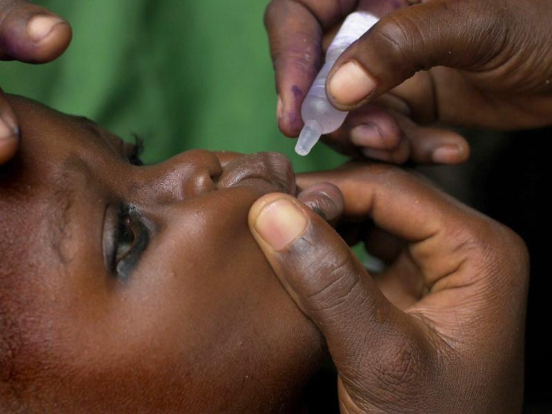 Bild zu Polio-Impfung in Nigeria