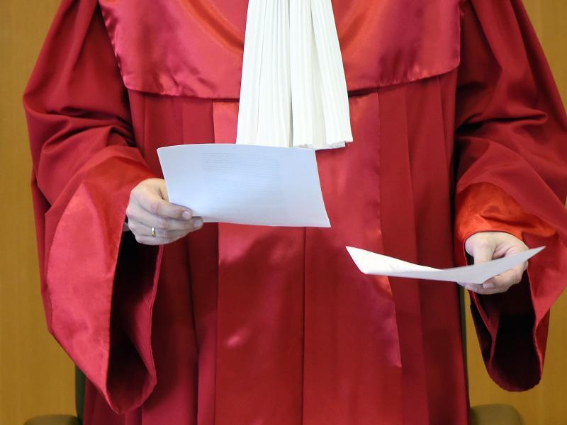Bild zu Bundesverfassungsgericht