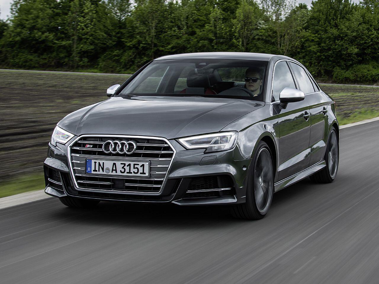 Bild zu Audi S3 Limousine