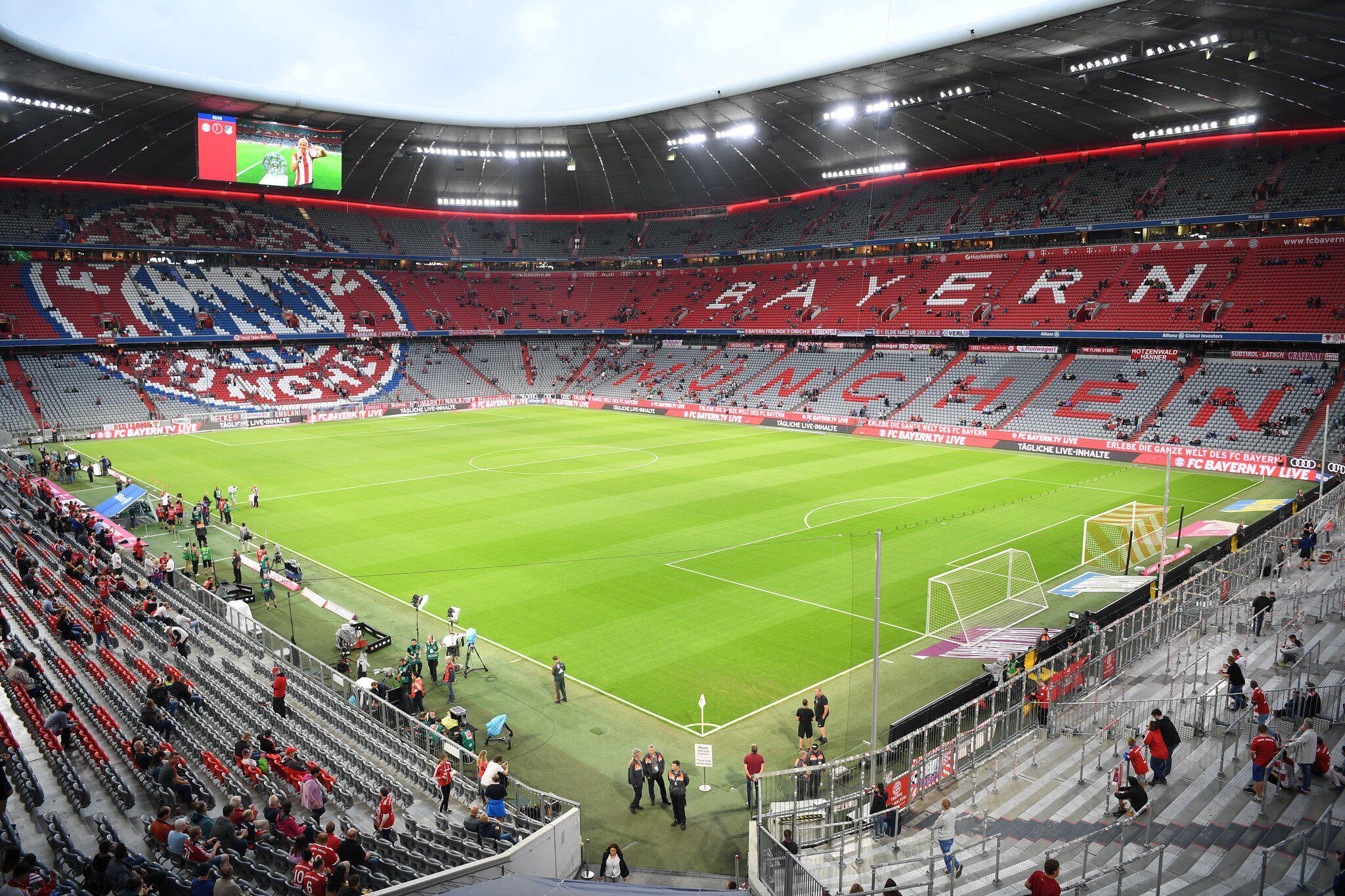 Bild zu München - Stadion