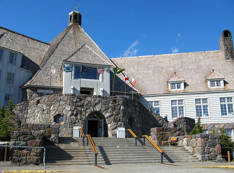 Bild zu The Shining: Timberline Lodge, Oregon