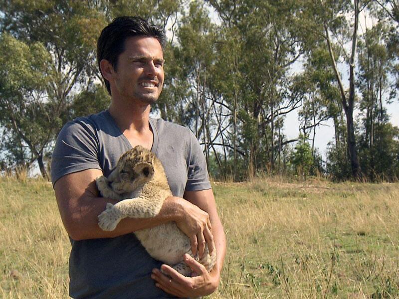 Bild zu Jan und das Löwenbaby