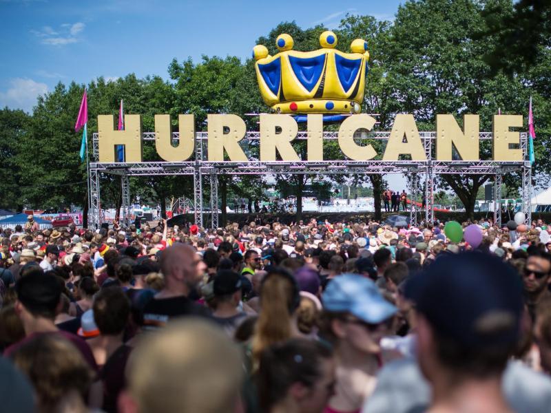 Bild zu 20. «Hurricane»-Festival