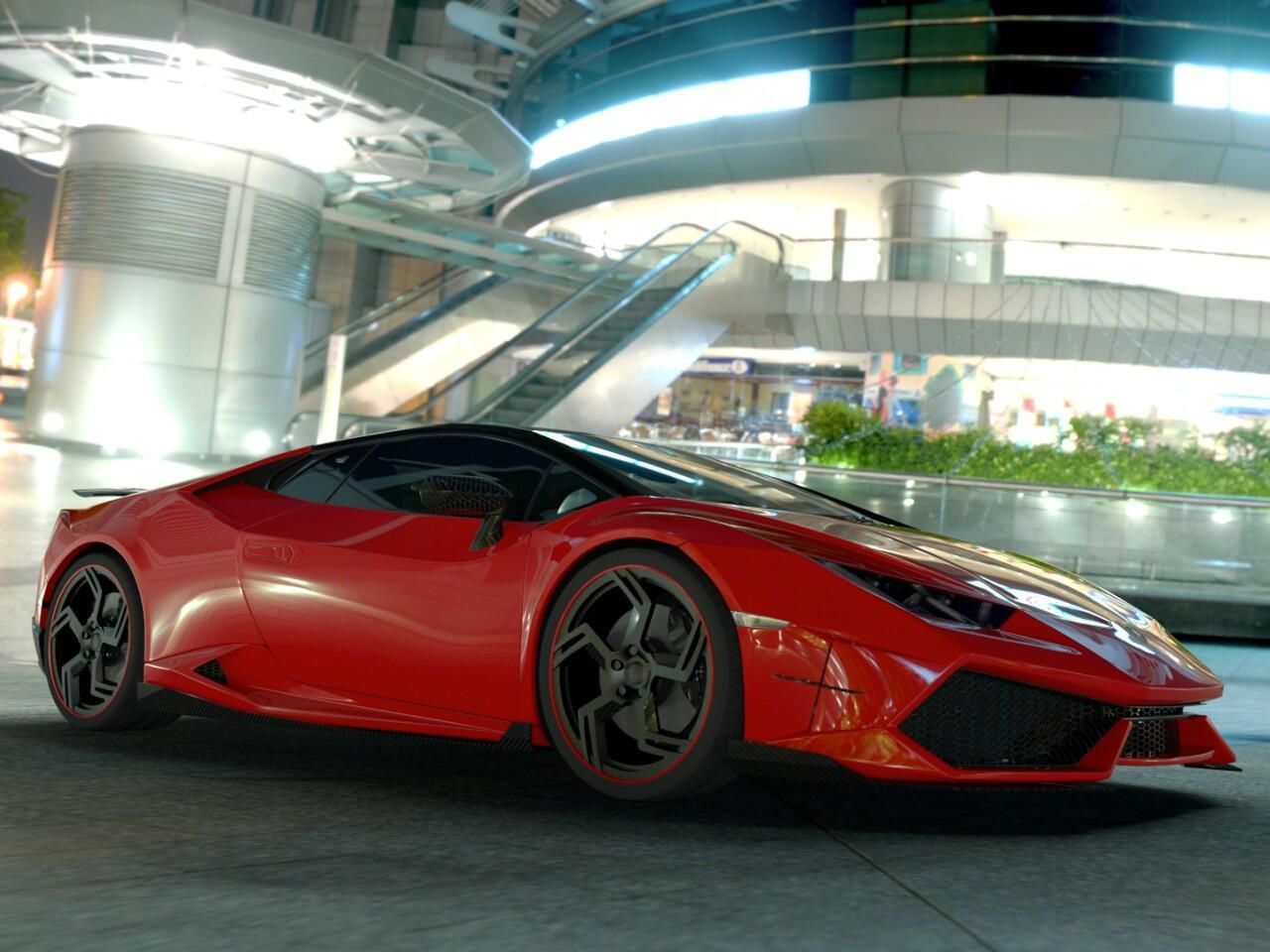 Bild zu DMC Lamborghini Huracán