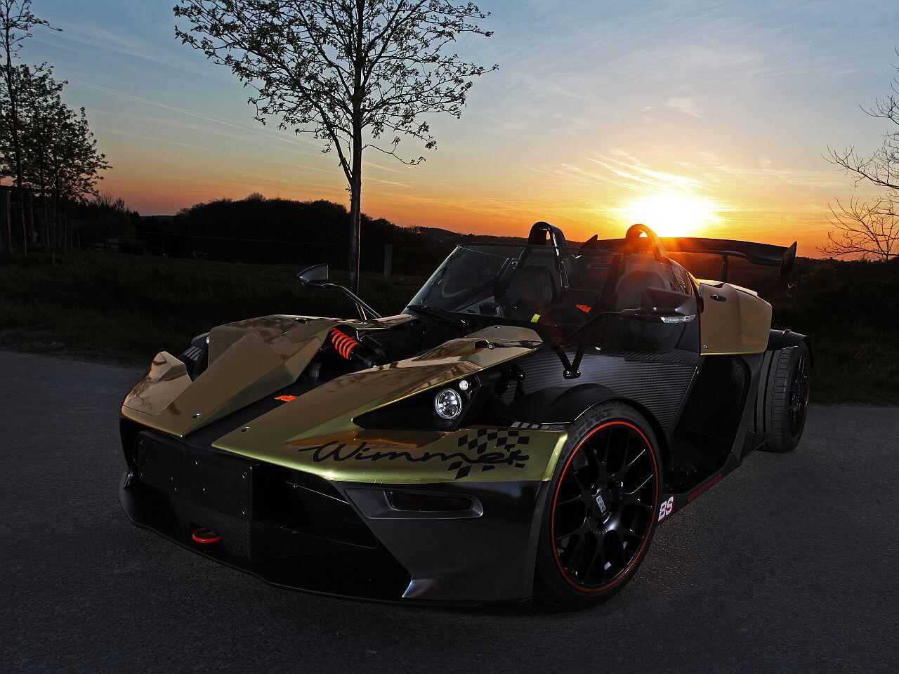 Bild zu KTM X-BOW von Wimmer