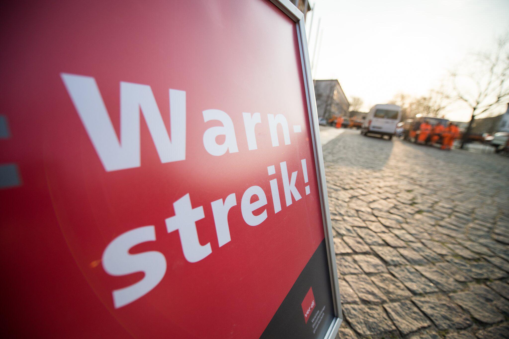 Achtung, Flugreisende!: Streik am Hamburg Airport - Ausfälle und Verspätungen drohen