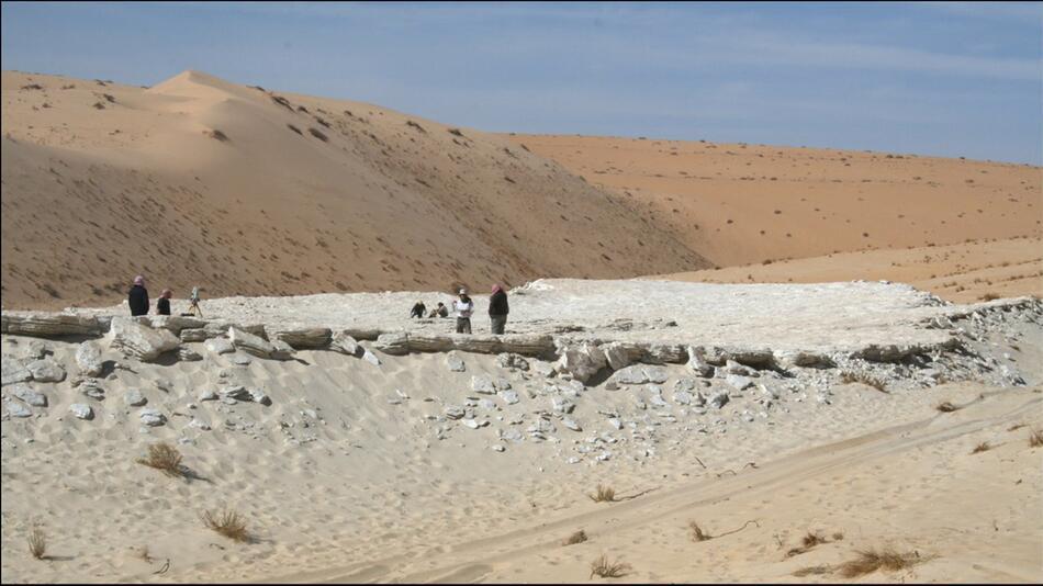 Nefud-Wüste