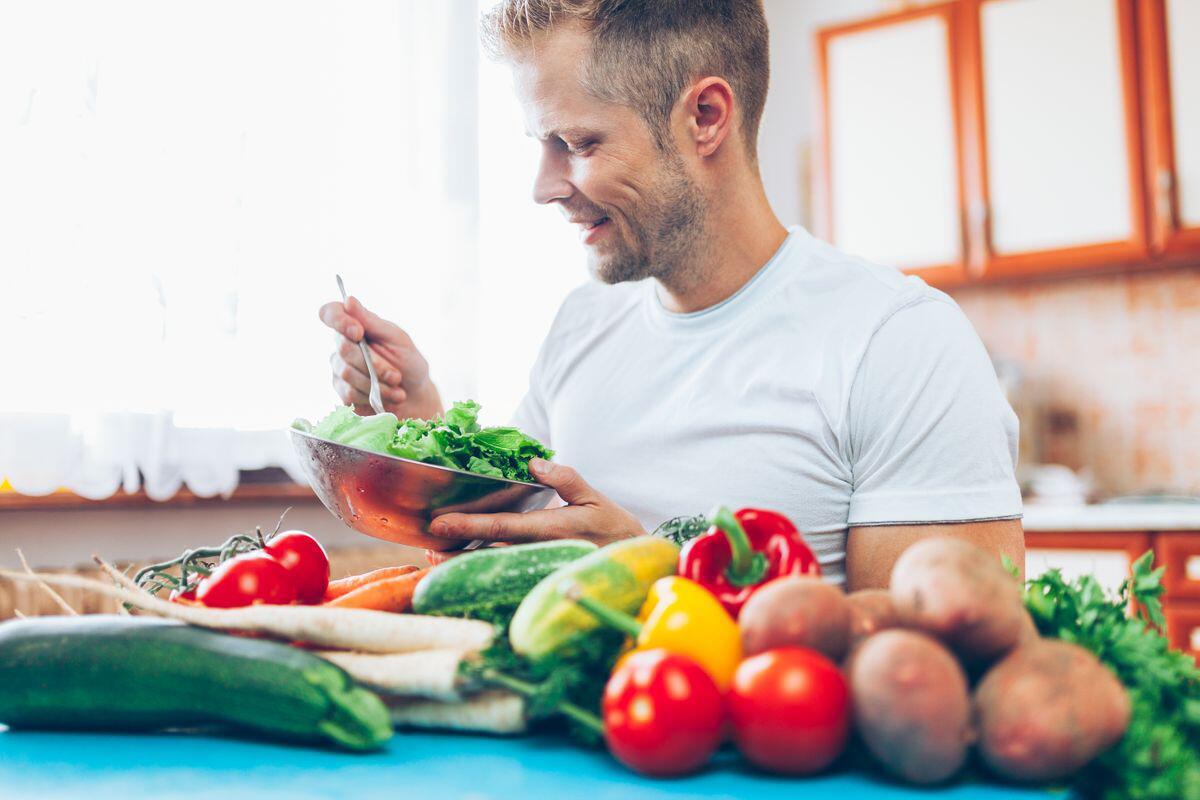 Bild zu rezepte, low carb, kohlenhydrate, gesund, lecker, essen, abnehmen, ernährung